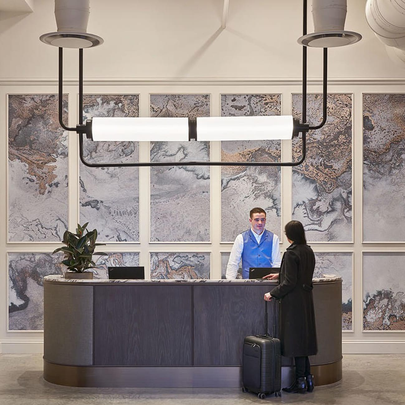 The Cyrus Hotel - CIX Direct Furnishings